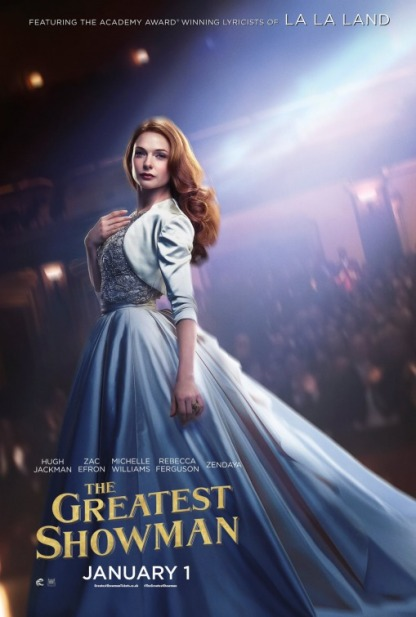 greatest showman poster 2