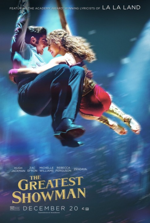 greatest showman poster 3