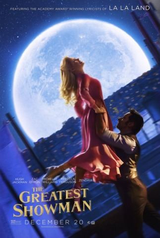 greatest showman poster 5