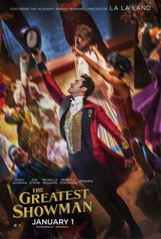 greatest showman poster 6