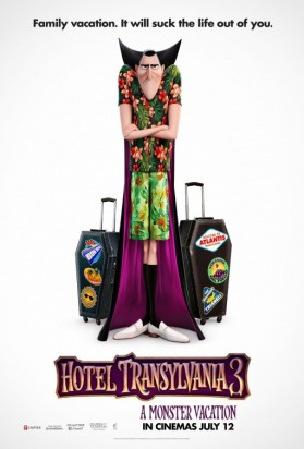 hotel transylvania 3 poster 2