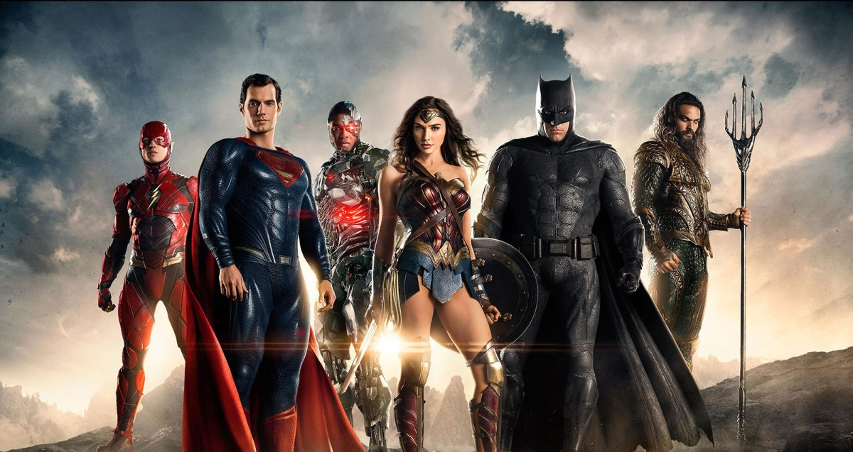 Random Thoughts on Zack Snyder's Justice League