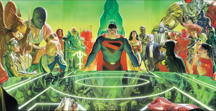 justice league kingdom come