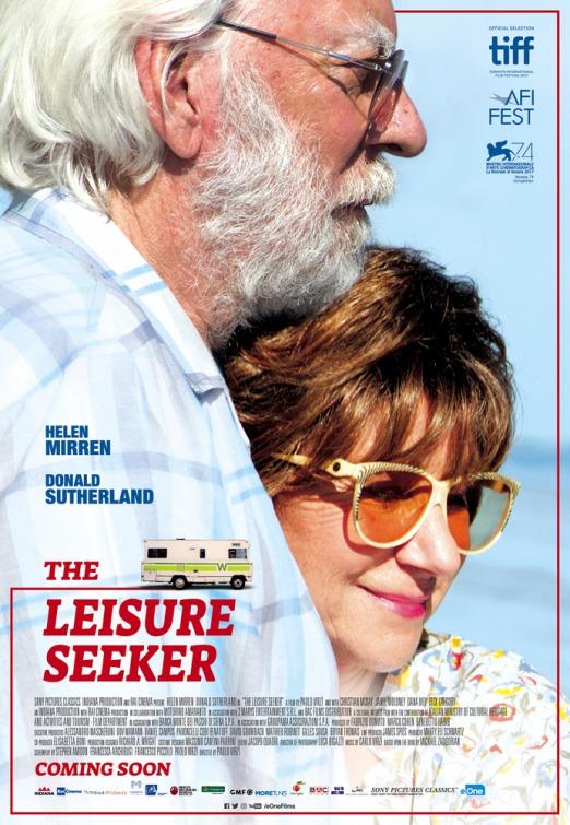 leisure seeker poster 1