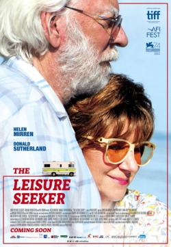 leisure seeker poster 1