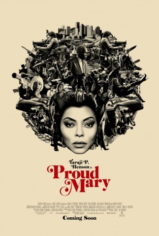 proud mary poster 4