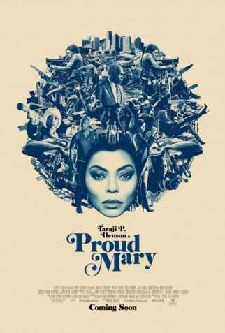 proud mary poster 5