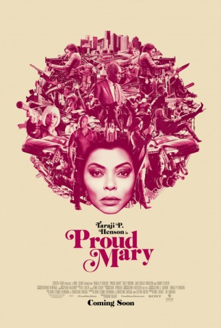 proud mary poster 6
