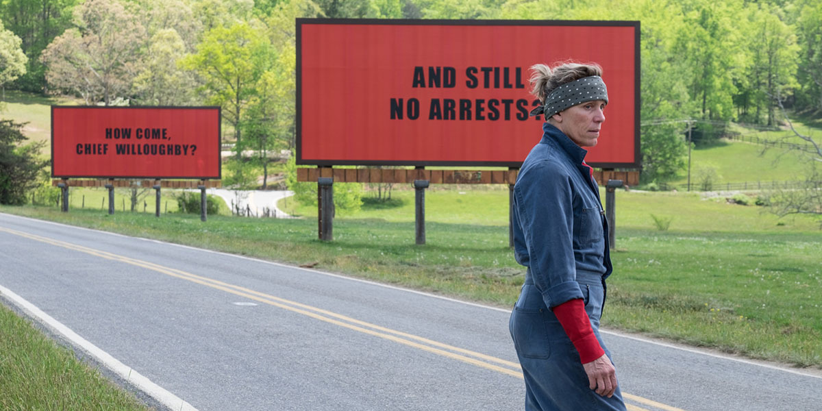 Three Billboards Outside Ebbing Missouri – MarketingRecap