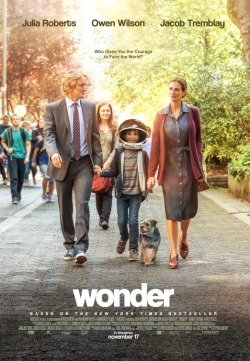wonder theatrical poster