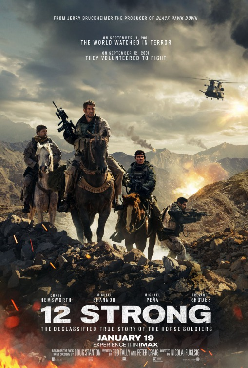 12 strong poster 2