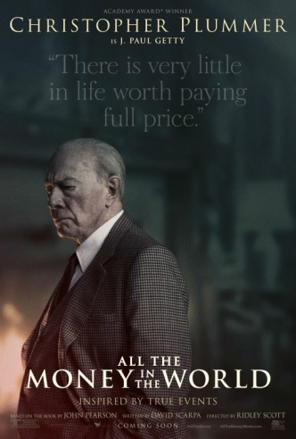 all the money in the world poster 5