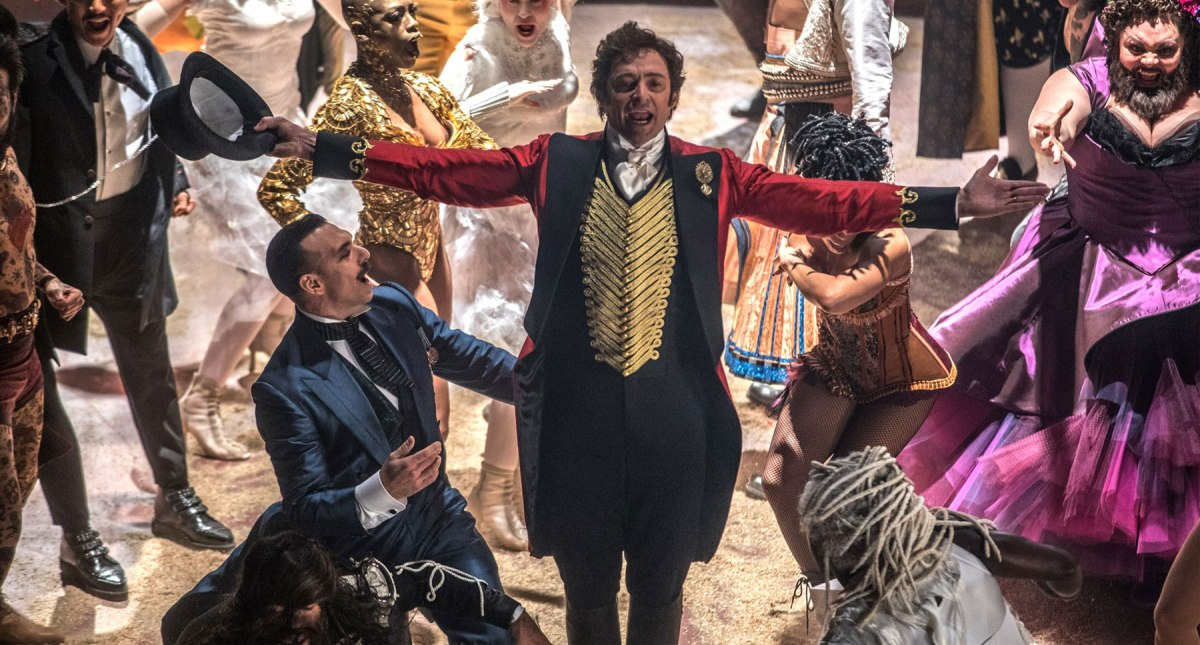 The Greatest Showman - Marketing Recap