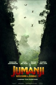 jumanji welcome to the jungle poster 1