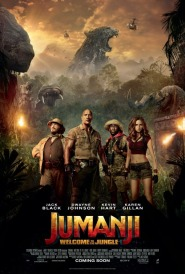 jumanji welcome to the jungle poster 2