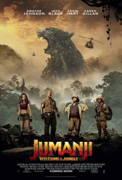 jumanji welcome to the jungle poster 3