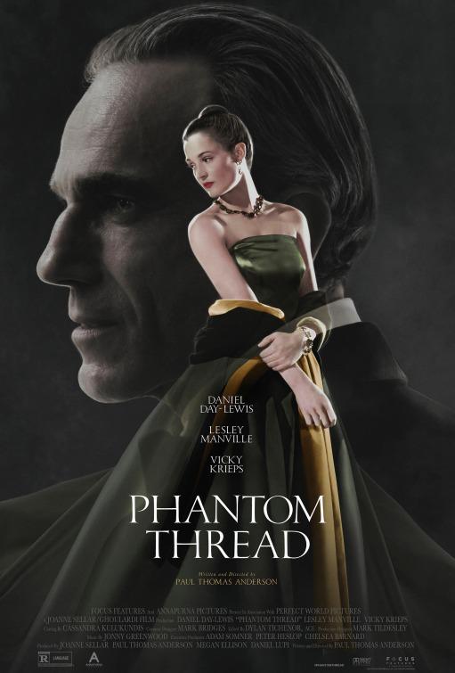 phantom thread poster 2