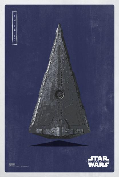 star wars last jedi poster 40