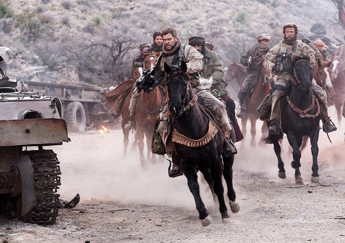12 Strong – Marketing Recap