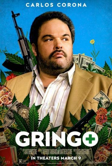 gringo poster 2