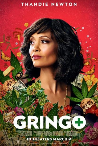 gringo poster 3