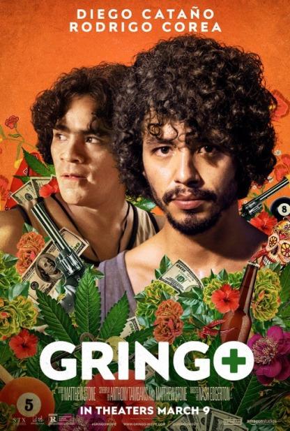 gringo poster 5