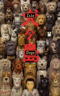 isle of dogs poster 3