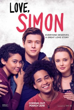 love simon poster 2