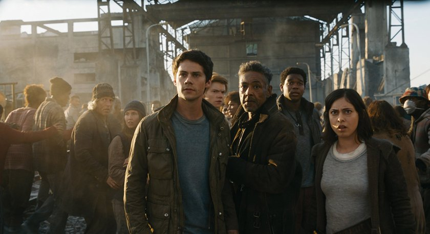 maze funner death cure pic