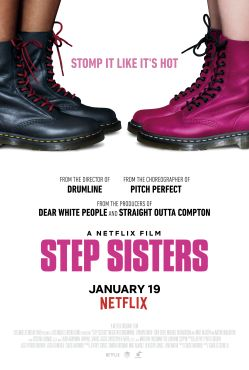 step sisters poster