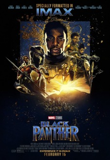 black panther poster imax