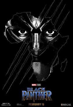 black panther poster regal