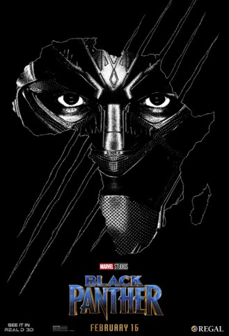 black panther poster regal
