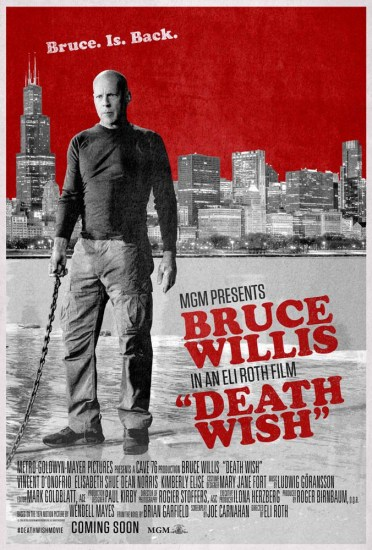 death wish regal poster