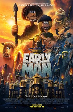 early man poster final