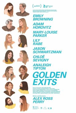golden exits poster 2
