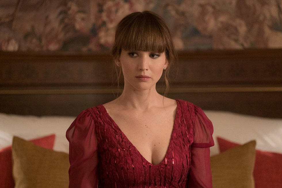 red sparrow pic