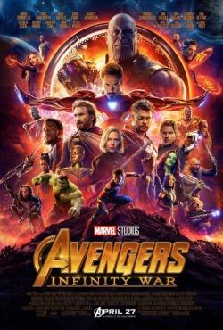 avengers infinity war poster 2