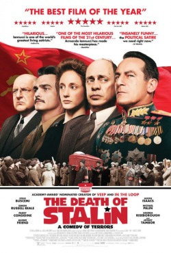 death of stalin poster