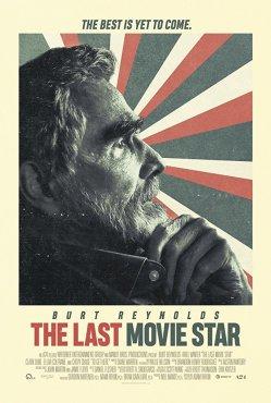 last movie star poster