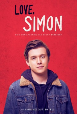 love simon poster 1