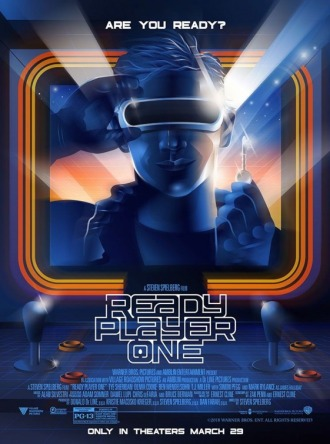 ready player one poster fandango