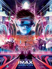 ready player one poster imax
