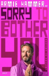 sorry to bother you poster 3