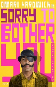 sorry to bother you poster 4