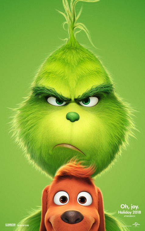 The Grinch – Marketing Recap