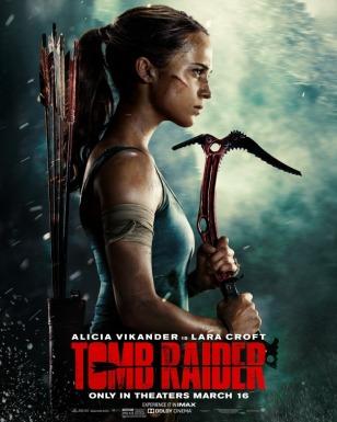 tomb raider poster 5
