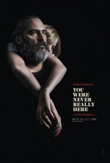 you were never really here poster 4