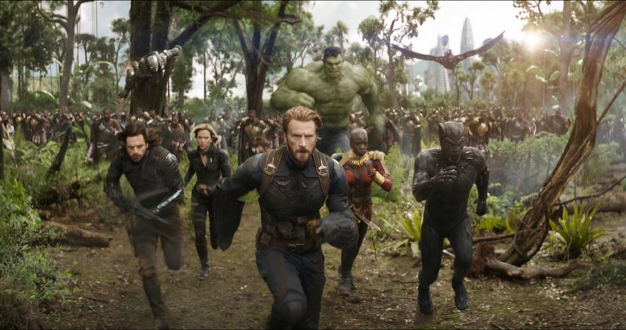 Avengers: Infinity War – Marketing Recap