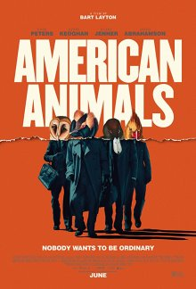 american animals poster 2